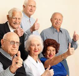 Casa hogar de adulto mayor en las Condes