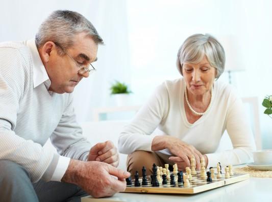 6 Juegos divertidos para Adultos Mayores